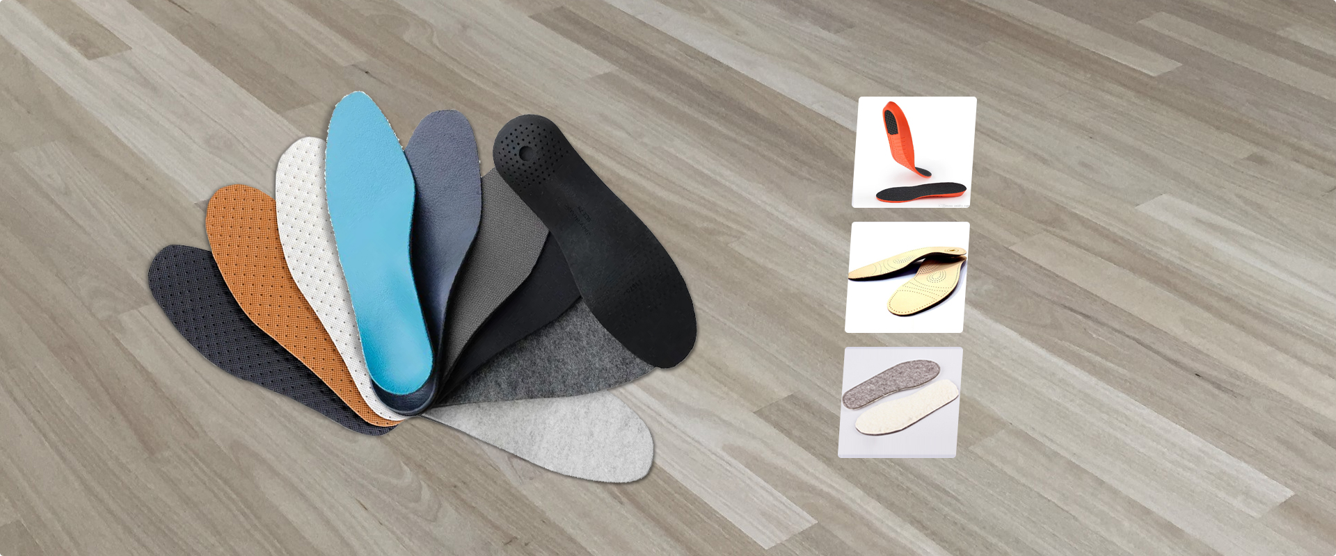 Стельки для обуви оптом