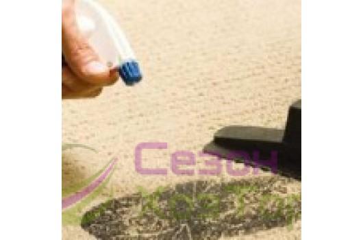 Как отчистить ковер народными средствами?