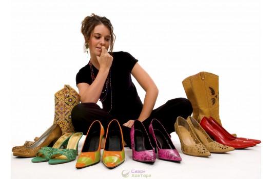 Народные средства по уходу за обувью