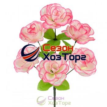 Букет Роз искусственных 32см (№ 011)