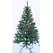 Ель искусственная Литая 1,5м (голубая, зеленая)