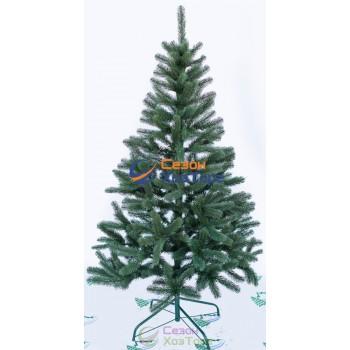 Ель искусственная Литая 1,1м (голубая, зеленая)