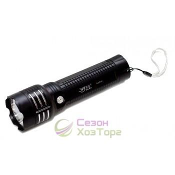 Фонарь Яджа Yajia 210 1 LED (выдвижная вилка)