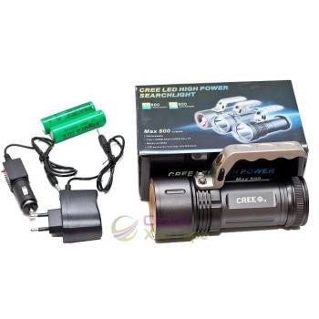 Фонарь Police MAX 800 lumens (332)