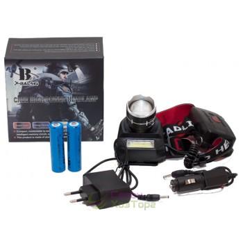 Налобный фонарь HIGH POWER Headlamp (лоб-305)