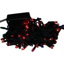 Гирлянда электрическая 200 лампочек, 8 функций, 4 м (SH126)