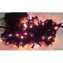 Гирлянда электрическая 140 лампочек, 8 функций, 4 м (SH125)