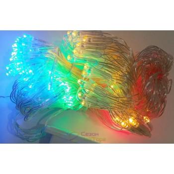 Гирлянда-сетка светодиодная LED 200, 5мх0,5м (SH150)