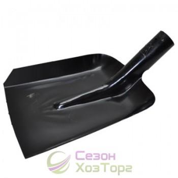 Лопата совковая черная Арма