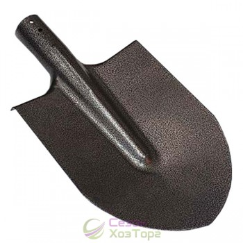 Лопата штыковая с молотковым покрытием