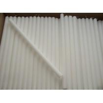 Свечи хозяйственные белые 100% парафин 235 мм