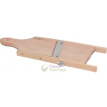 Терка-шинковка деревянная на 1 нож