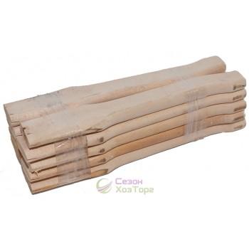 Ручка, держак, рукоятка для топора 400мм деревянная