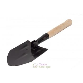 Лопата саперная складная