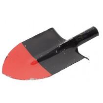 Лопата штыковая копальная, двухцветная