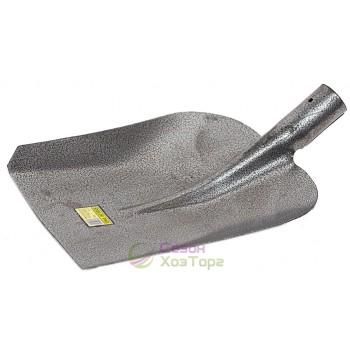 Лопата совковая с молотковым покрытием