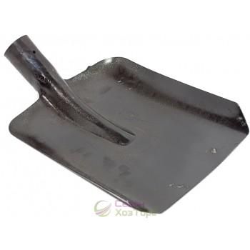 Лопата совковая черная