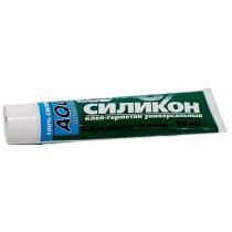 Клей-герметик Аqua универсальный 100% силикон