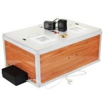 """Инкубатор """"Курочка Ряба"""" 120 автоматический, цифровой, с вентилятором в пластиковом корпусе"""