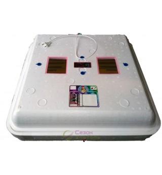 Инкубатор бытовой Рябушка SMART-70 аналоговый с ручным переворотом