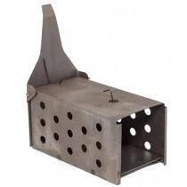 Мышеловка-домик металлическая, живоловка