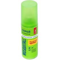 Спрей Универсальная защита от укусов комаров MOSQUITALL 100 мл