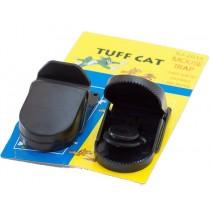 Мышеловка пластмассовая Tuff cat 9х4,5 см