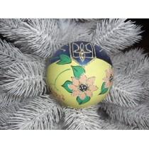 Новогодний шар на елку с национальной символикой Ø80мм
