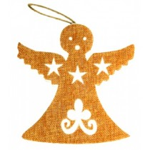 """Елочное украшение """"Ангел"""" из пены (SH281)"""