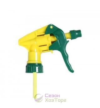 Насадка на бутылку, распылитель, росинка (желто-зеленая) SD-38
