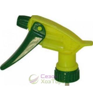 Насадка на бутылку, распылитель, росинка (желто-зеленая) SD-66