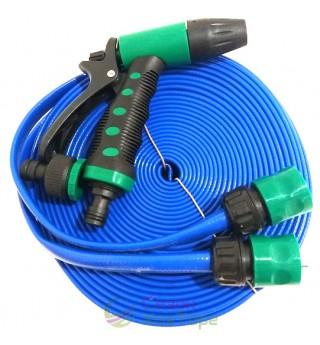 Шланг для полива 20м/3х-слойный/распылитель/2 коннектора/упаковка