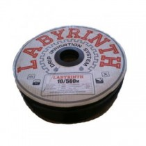 Капельная лента LABYRINTH щелевая 10, 20, 30 см/1000 м