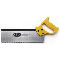 Ножовка по дереву пасовочная Универсал 300мм пластиковая рукоятка (№320509)