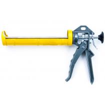 Пистолет для силикона полузакрытый усиленный (№600304)