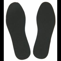 Стельки фетровые с углем, толщина 5мм,  размеры 36-46