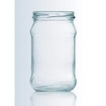 Банка стеклянная 1,0л Твист (III-2-82-1000)
