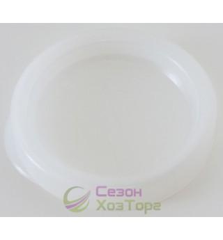 Крышка полиэтиленовая ТЕРМО для горячей консервации (белая)