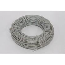 Трос стальной в оплетке ПВХ 1,5-2,5мм