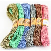Шнур плетеный с наполнителем (3,5мм, 15м)