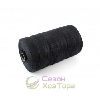 Нить капроновая черная на катушке 100г  (SD4-6)