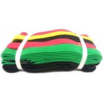 Резинка-лента багажная с крючком однотонная 25мм/1,5м (SD5-7)