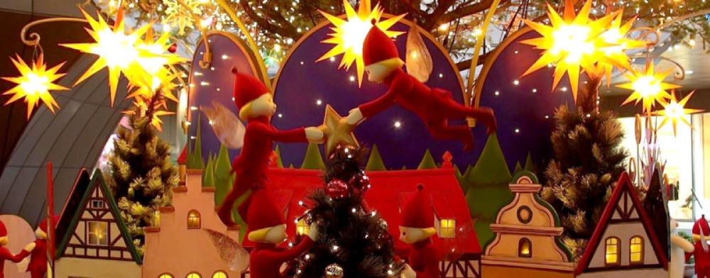 новогоднее украшение любых помещений